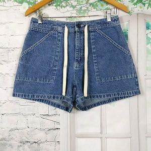 GAP JEANS Denim shorts Sz 10